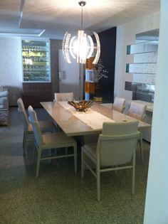 Sala de Jantar - Apartamento Residencial Condomínio Ed. Palazzo Fiorentino