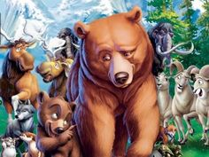 Frère des ours Disney en Francais