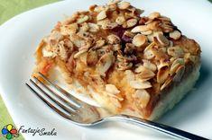 Płatki ryżowe zapiekane z jabłkiem i płatkami migdałowymi http://fantazjesmaku.weebly.com/p322atki-ry380owe-zapiekane-z-jab322kiem-i-p322atkami-migda322owymi.html