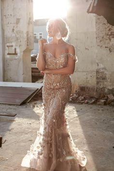 Jenny Packham, Boho, Formal Dresses, Wedding Dresses, Outfit, Evening Gowns, Mermaid, Glamour, Instagram