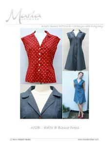 MariaDenmark's Pattern Store on Craftsy | Support Inspiration. Buy Indie.