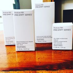 #CHMReviews - the new Perricone MD PRE : EMPT SERIES. This is one of the best new skincare launches ive seen. The new Perricone MD PRE : EMPT SERIES contains the perfect set of skincare to take to shoots with me. From the skin perfecting serum to the brightening eye cream this brand has it covered.