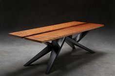 The $100,000 Ancientwood Ltd. table