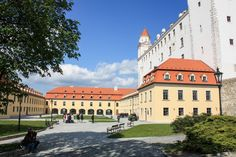 Die schönsten Bilder von unseren Reisen 2015 - Die Burg von Bratislava  ... #bratislava