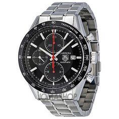 Tag Heuer Carrera CV2014-0 Calibre 16 Automatic Watch - http://menswomenswatches.com/tag-heuer-carrera-cv2014-0-calibre-16-automatic-watch/