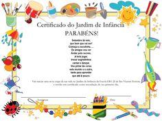 diplomas para finalistas de jardim de infancia - Pesquisa do Google