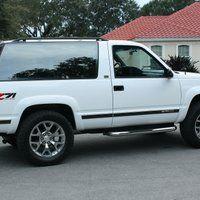 94 Chevy Blazer White By Classicsllc6 Chevy Chevy Tahoe White Blazer
