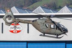 https://flic.kr/p/T7gSPp | T-366, Eurocopter EC-635P2+ Swiss Air Force @ Alpnach