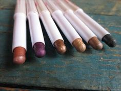 Mally Beauty Evercolor Long Wearing Shadow Sticks Review and ... Mally Cosmetics, La Girl Cosmetics, Mally Beauty, Eye Primer, Purple Rain, Sticks, Swatch, Eyeshadow, Makeup