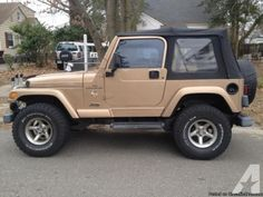 1999 JEEP WRANGLER SAHARA FOR SALE !!!! for Sale in Chesapeake, Virginia Classified | AmericanListed.com