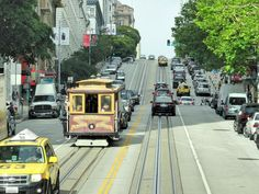 Cable Car California St