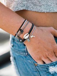 Black & White | Pura Vida Bracelets