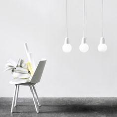 Bulb Fiction lámpara colgante Por KiBiSi - http://www.decoracion2014.com/otros/bulb-fiction-lampara-colgante-por-kibisi/