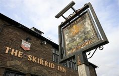 Skirrid Inn, Wales' oldest pub, and haunted. Skirrid Mountain Inn is situated in Llanvihangel Crucorney; a small village just off the A465; approximately 5 miles north from the centre of Abergavenny