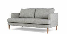 De Kotka's zijn stijlvolle banken en fauteuils voor een interieur met een eigen stijl.