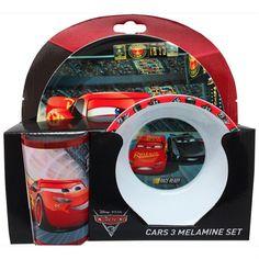 Disney Cars 3 astiat setti