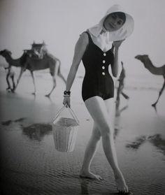 Herman Landshoff  Mademoiselle 1958