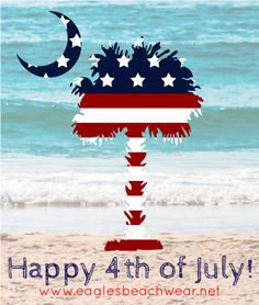 Happy 4th of July from Eagles Beachwear!