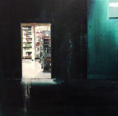 Paintings by Brett Amory