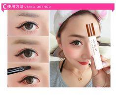 descrição : 1, de longa duração de maquiagem dos olhos para perfeitamente preparado, à prova d' água e à prova ...
