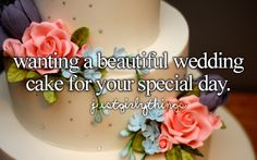 Call me a stereotypical girl, but I dream about my wedding ALOT.