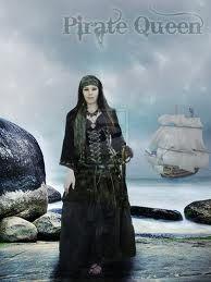 irish pirate queens -Grace O'Malley