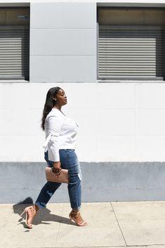 6c9a8099d6d Plus Size Verla Curvy Fit Cropped Frayed Boyfriend Jeans. Poetic Justice