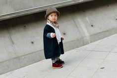 The+Stylish+Kids+of+Seoul+Fashion+Week+Are+the+Cutest+Thing+Ever+via+@WhoWhatWear