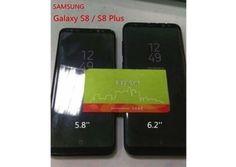 Samsung Galaxy S8 Plus: Especificaciones Filtradas Accidentalmente