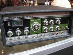 Roland Space Echo RE-201 #roland #spaceecho