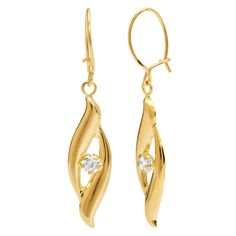 Örhängen i 18K guld Dreams, Drop Earrings, Jewelry, Jewlery, Bijoux, Jewerly, Jewelery, Dangle Earrings, Drop Earring
