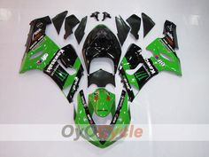 Injection Fairing kit for 05-06 NINJA ZX-6R - SKU: OYO87901875 - Price: US $549.99. Buy now at http://www.oyocycle.com/oyo87901875.html
