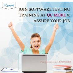 Join QC More's job assured #SoftwareTestingTraining at Kochi with the lowest fees. Reach us and learn more https://goo.gl/WrALPA. For Enquiry - 9061645457, 9061645458