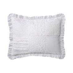 Shabby chic pillow.