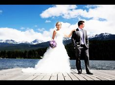 This beautiful whistler wedding featured on Style Me Pretty was designed and created by Celebrate at Fairmont Chateau Whistler and captured by Gadbois Photography. Wedding Locations, Wedding Venues, Wedding Ideas, Whistler, Lush Green, Unique Weddings, Alice In Wonderland, Falling In Love, Style Me