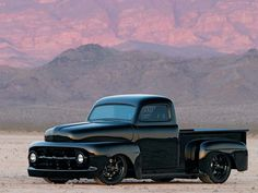 1951 Ford F1 - Classic Custom Trucks - Truckin' Magazine