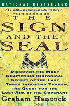 The Sign and the Seal - by Graham Hancock - The Quest for the Lost Ark of the Covenant - History of Ethiopia