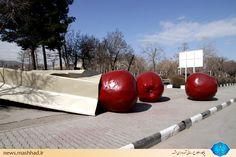 Street art in Mashhad