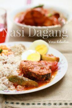 masam manis: Nasi Dagang Kelantan