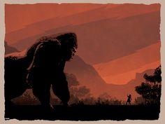 """King Kong"" - Bottleneck Gallery's ""Get a Room"" ShowPreview"