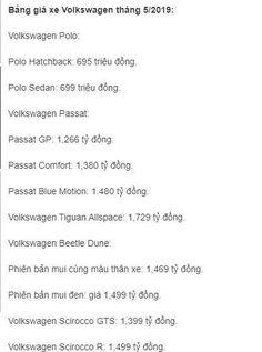 Bảng giá Volkswagen mới nhất tháng 5/2019 tại Volkswagen Phạm Văn Đồng . – Đại lý Volkswagen 4S Phạm Văn Đồng Volkswagen Polo, Beetles, Bicycle Crunches, Beetle