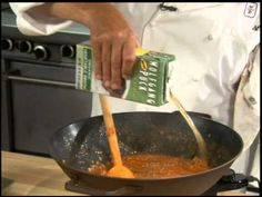 Wolfgang Puck's Fettuccine Bolognese #Recipe--with some flavor-boosting tips!