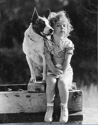 eeven though my daughters always thought she was annoying...gotta love Shirley Temple movies!