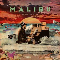 Anderson .Paak, révélation hip-hop de l'année 2015, sort Malibu, son second album qui pourrait faire parler. Un bonheur pour le corps et l'esprit.