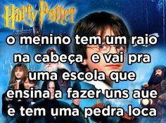 """Harry Potter e a Pedra Filosofal"""