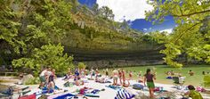 Hamilton Pool Preserve, TX | 10 U.S. Destinations They Never Told You About In Geography Class