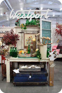 My Sweet Savannah: ~ruffles and rust flea market photos~