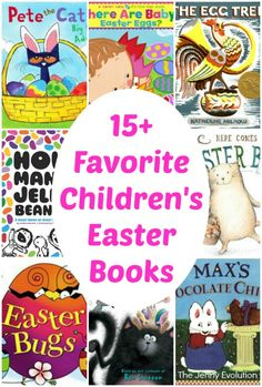 15+ Favorite Children's Easter Picture Books | The Jenny Evolution