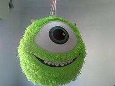 monsters inc pinatas - Google Search