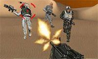 Counter Shooter - Juega a juegos en línea gratis en Juegos.com Red, Acting Games, Exercise